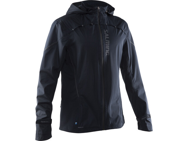 Salming Abisko Rain Jacket Herre black